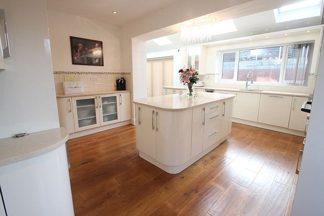 Thumbnail Detached house for sale in Radcliffe New Road, Whitefield, Manchester