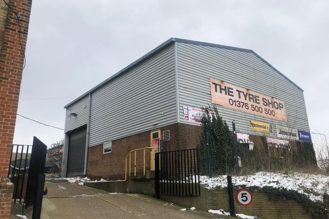 Thumbnail Industrial for sale in Braintree Road, Witham