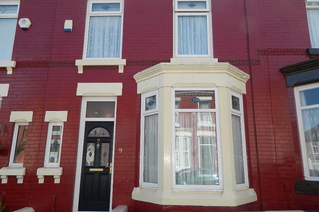 Thumbnail Terraced house for sale in Norris Green Road, West Derby, Liverpool