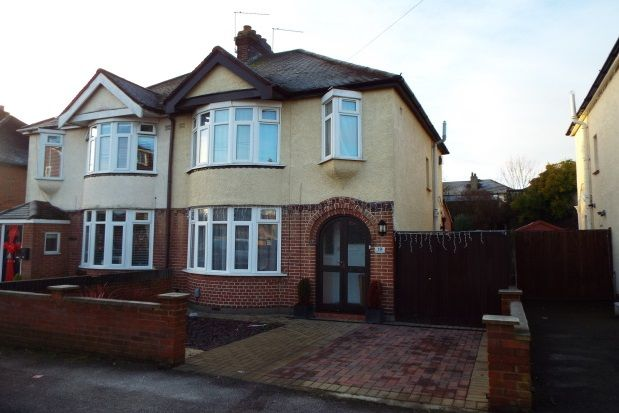 Thumbnail Property to rent in Springfield Road, Sittingbourne