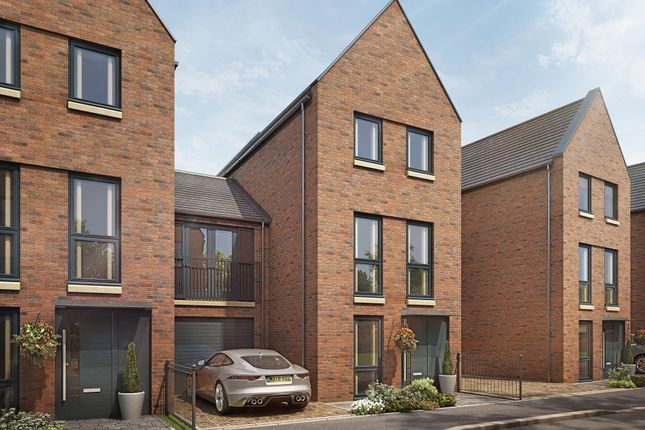 """Thumbnail Terraced house for sale in """"Buckden"""" at Huntingdon Road, Cambridge"""