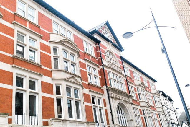 Thumbnail Flat to rent in Kings Court, Newport