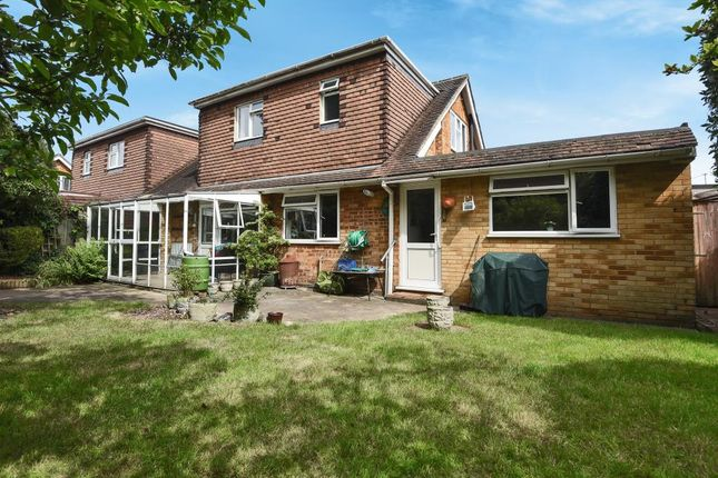 Thumbnail Bungalow for sale in Maybury, Woking