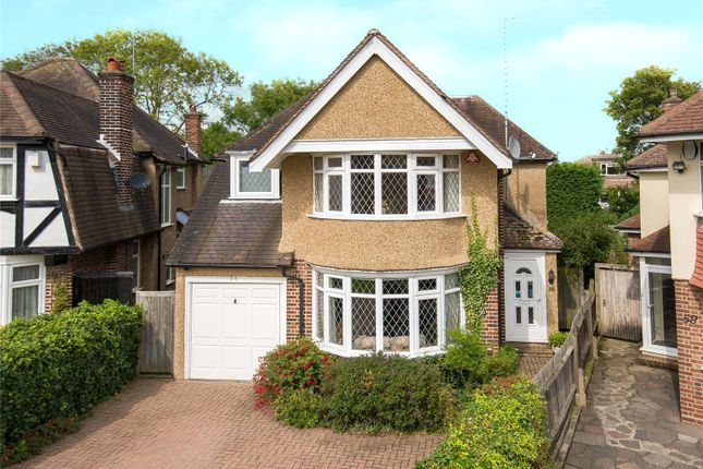 Thumbnail Detached house for sale in The Ridgeway, Stanmore