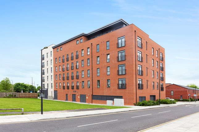 Thumbnail Flat for sale in Castleward, Traffic Street, Derby