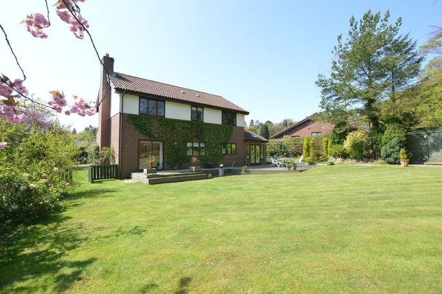 Thumbnail Detached house for sale in Low Chesters, Swarland, Morpeth
