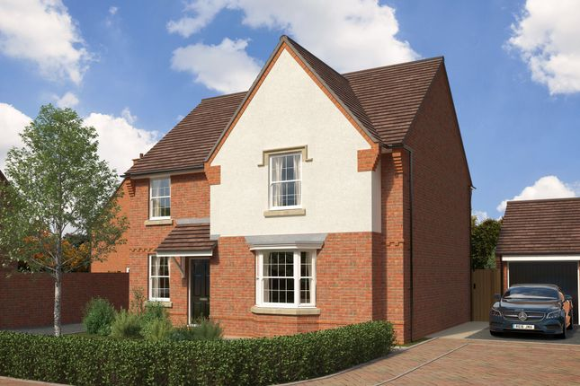 """Thumbnail Detached house for sale in """"Bradbury"""" at St. Lukes Road, Doseley, Telford"""