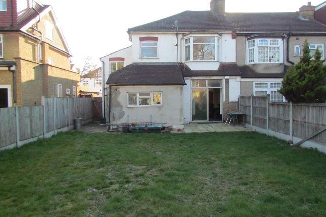 Rear Of Property of Hatley Avenue, Barkingside, Ilford IG6