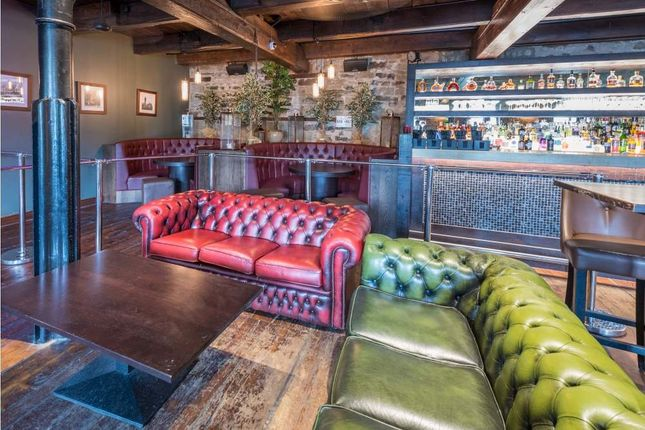 Thumbnail Leisure/hospitality for sale in Station Court, Rossendale