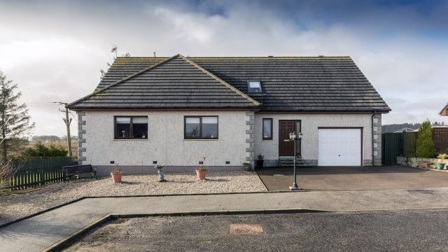 Thumbnail Property for sale in Chalmers Place, Fetterangus, Peterhead, Aberdeenshire