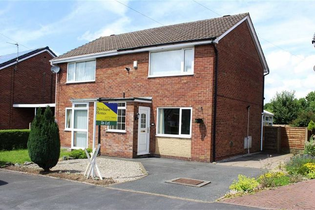Thumbnail Semi-detached house to rent in Longfield, Fulwood, Preston