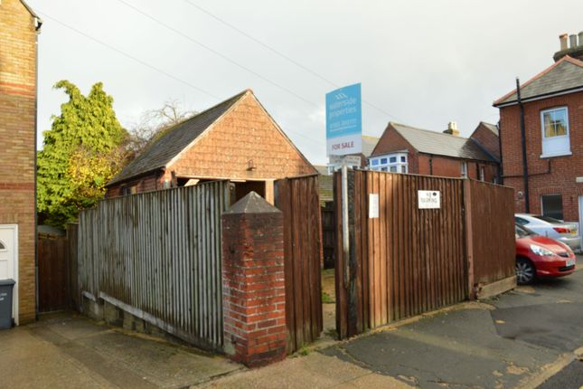 Thumbnail Land for sale in West Hill Road, Cowes, Isle Of Wight