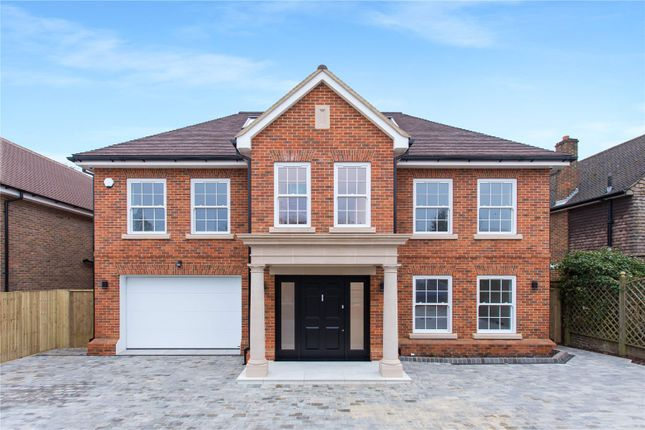 Thumbnail Detached house for sale in High Beeches, Gerrards Cross, Buckinghamshire