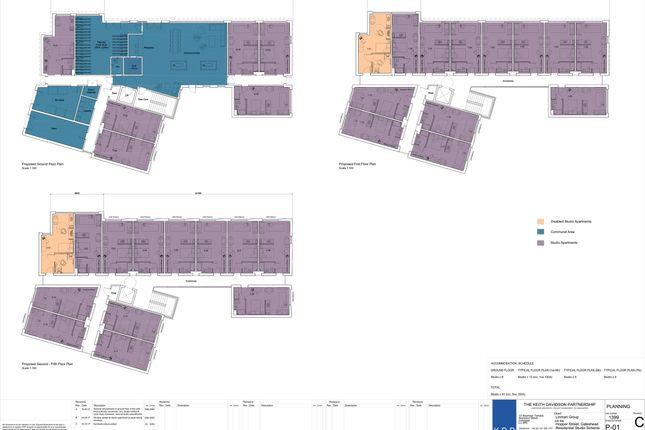 Floorplan of Hopper Street, Gateshead NE8