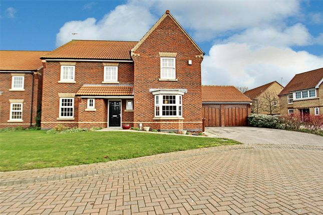 Thumbnail Detached house for sale in The Pines, Kingswood, Hull, East Riding Of Yorkshi