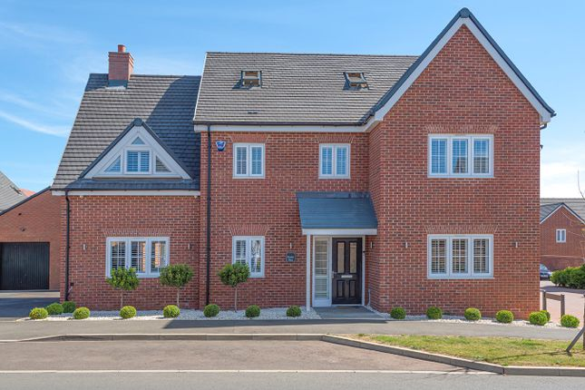 Thumbnail Detached house for sale in Ryder Way, Flitwick