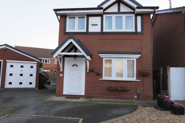 Thumbnail Semi-detached house for sale in Crowmarsh Close, Upton, Wirral