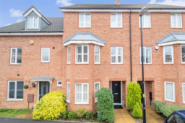 Front of Shropshire Drive, Stoke Village, Coventry CV3