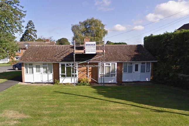 Thumbnail Semi-detached bungalow to rent in Spring Gardens, Tenbury Wells
