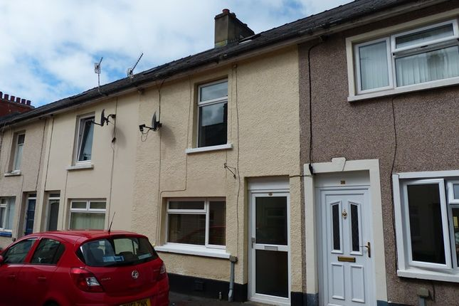 Thumbnail Terraced house to rent in John Street, Brecon