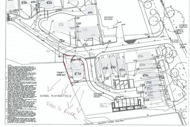 Thumbnail Land for sale in The Brambles, Lostwithiel