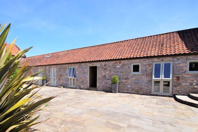 Thumbnail Barn conversion for sale in Dulcote, Wells