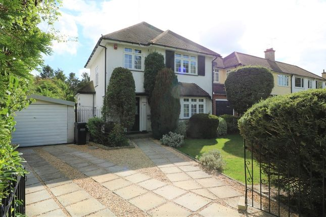 Thumbnail Detached house for sale in Featherbed Lane, Croydon