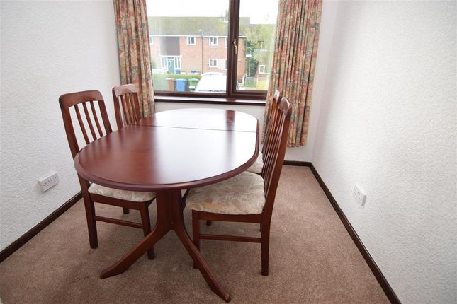 Dining Room of The Uplands, Great Haywood, Stafford ST18