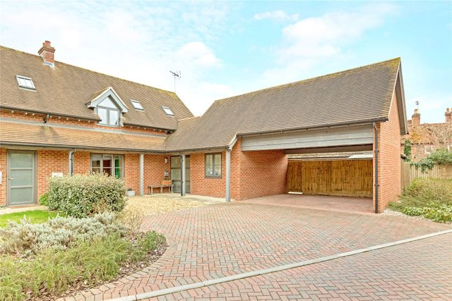 4 bed semi-detached house for sale in High Street, Dorchester-On-Thames, Wallingford, Oxfordshire