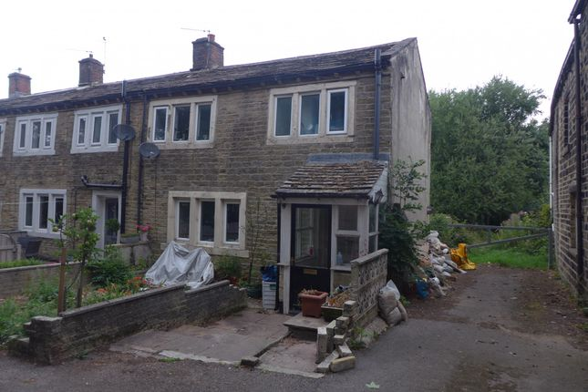 Thumbnail 2 bed terraced house for sale in Barber Row, Huddersfield, West Yorkshire