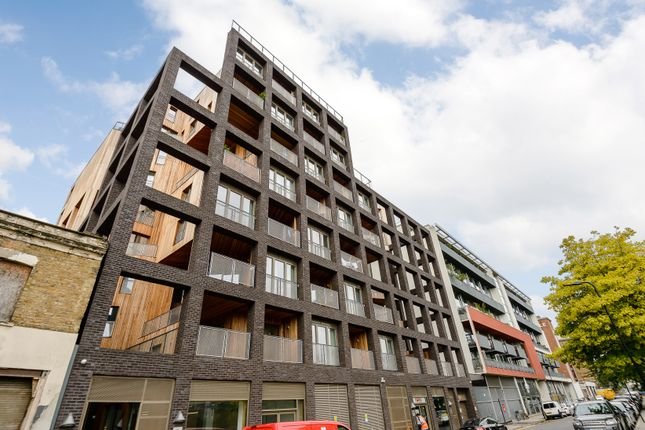 Development of The Cube, Wenlock Road, Old Street N1