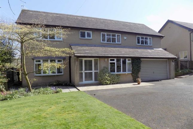 Thumbnail Detached house for sale in Station Road, Furness Vale, High Peak