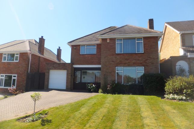 Thumbnail Detached house for sale in Shepherds Pool Road, Four Oaks, Sutton Coldfield