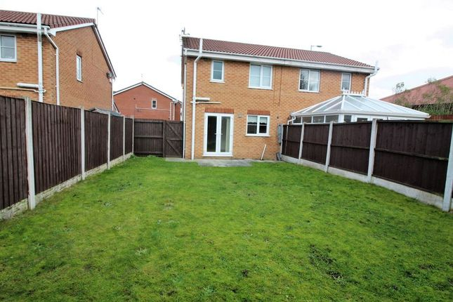 Thumbnail Semi-detached house to rent in Lingfield Close, Netherton, Bootle