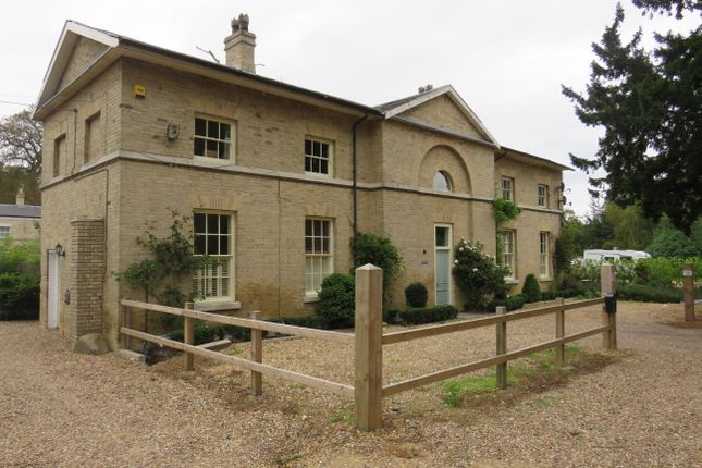 Thumbnail Detached house for sale in Bungay Road, Beccles
