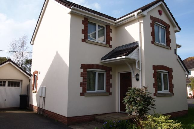 Thumbnail Detached house for sale in Velator Way, Braunton