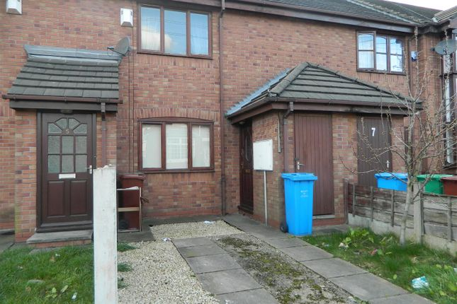 Thumbnail Terraced house to rent in Lonsdale Road, Levenshulme, Manchester