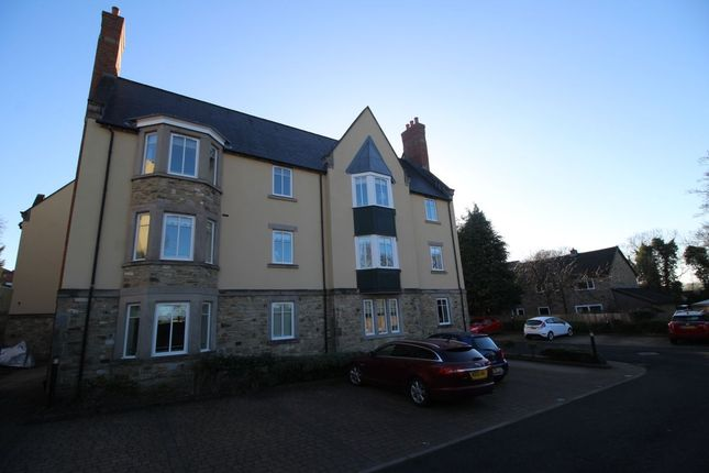 Thumbnail 2 bed flat for sale in Snows Green Road, Consett