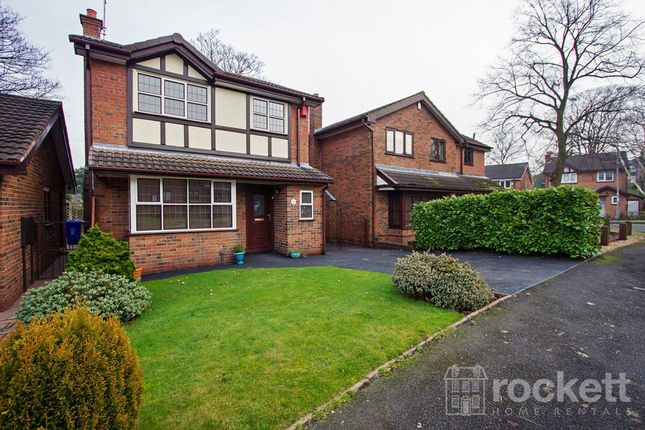 Thumbnail Detached house to rent in Tolkien Way, Hartshill, Stoke-On-Trent