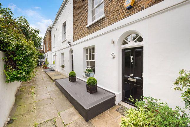 Thumbnail Terraced house for sale in Upper Cheyne Row, London