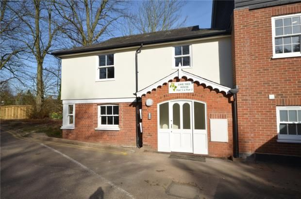 Thumbnail Flat to rent in Lime Tree House, Royston Road, Wendens Ambo, Essex