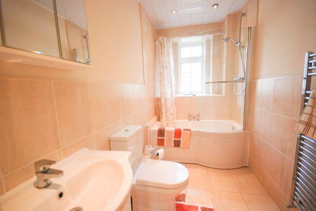 Bathroom of Westoe Village, South Shields NE33