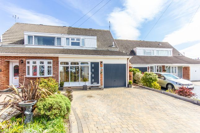 3 bed semi-detached house for sale in Wythall Road, Halesowen B63