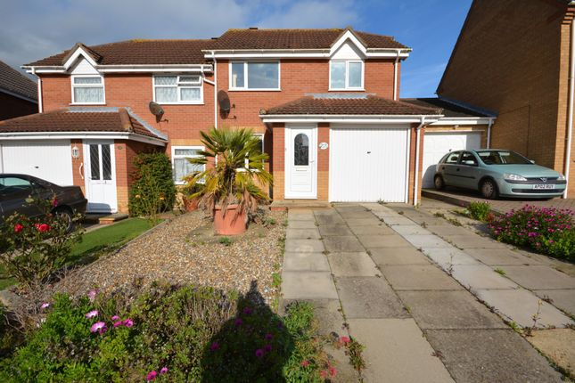 Thumbnail Semi-detached house to rent in St. Andrews Road, Beccles