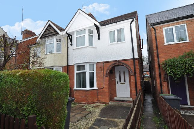 Thumbnail Semi-detached house for sale in Lodge Road, Redditch