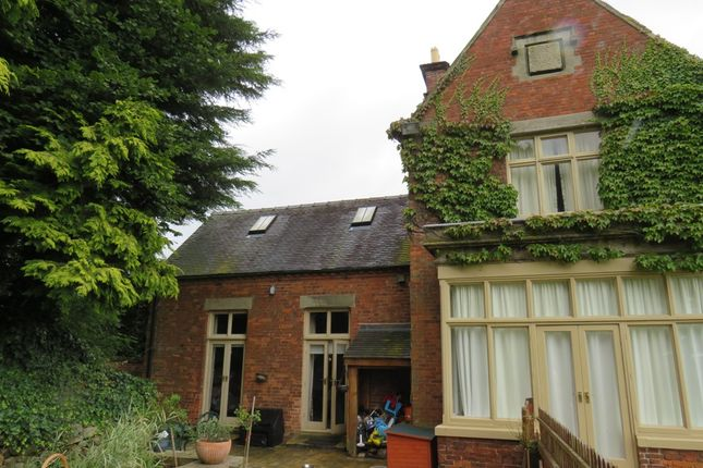 2 bed country house to rent in Houndhill Hall, Marchington ST14