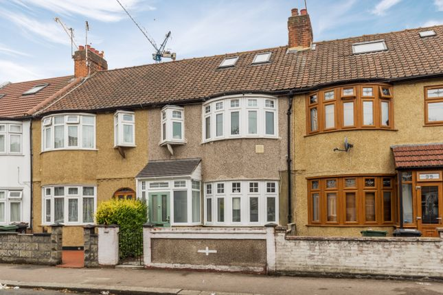 Thumbnail Terraced house for sale in Sanderstead Road, London