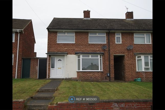 3 bed end terrace house to rent in High Newham Road, Stockton-On-Tees TS19