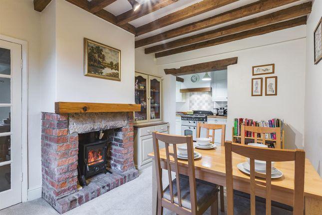 Breakfast Room of Burley Lane, Quarndon, Derby DE22