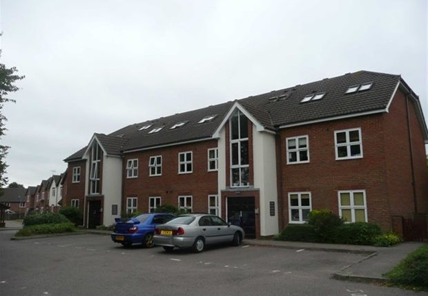 Thumbnail Flat to rent in Twin Foxes, Woolmer Green, Knebworth